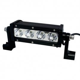 Phare LED Pro SW-4 noir 4 Modules 3600 Lumens 40w