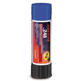 Freinage filetage Loctite 248 Stick 9g