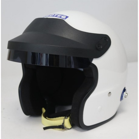 Casque Jet Hedtec FIA / Snell