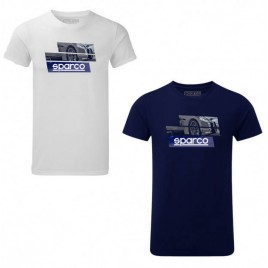 T-Shirt Sparco Track