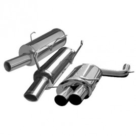 Cat Back Inox RMS Renault Clio 3 2.0 16S RS 200CH 06-09